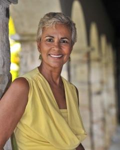 Gillian Royes - Author of Goat Woman Largo_ 26Sept11