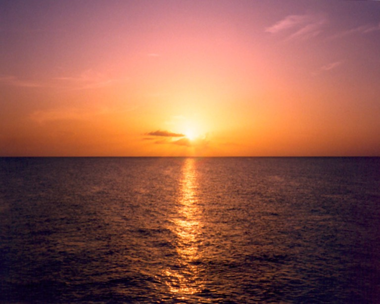 Caribbean_sunset