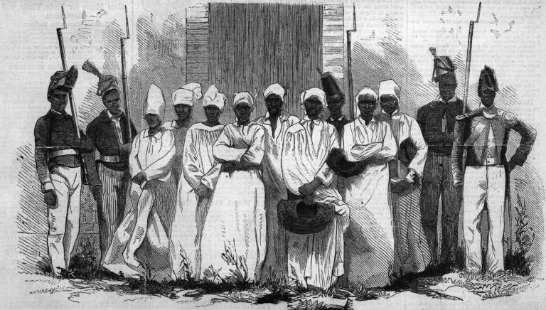 Harpers-Weekly-Haiti-voodoo-executions-1864