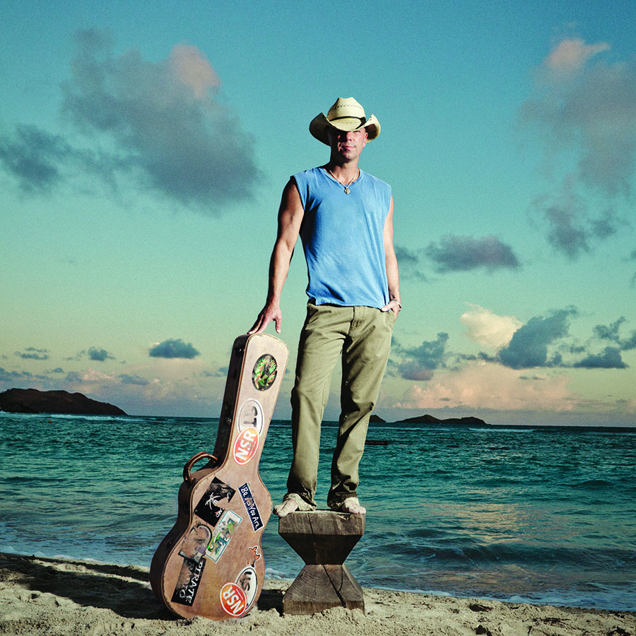 Kenny Chesney\'s Caribbean-inspired songs – Repeating Islands