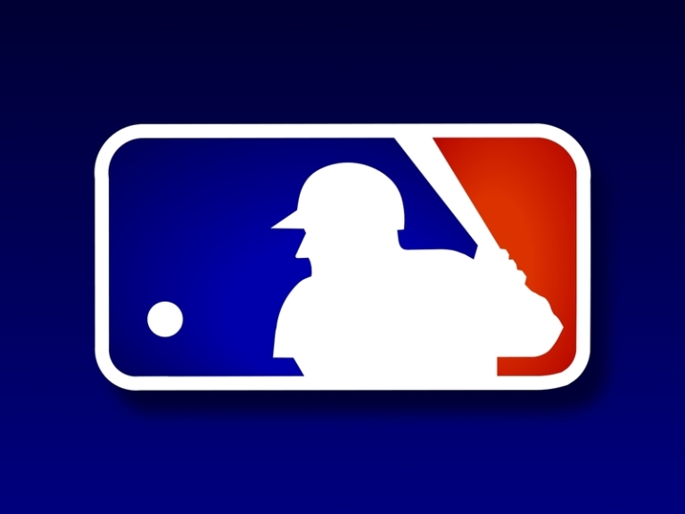 12158373-the-official-logo-of-major-league-baseball