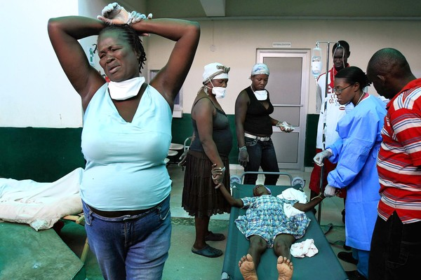 Haiti's cholera epidemic