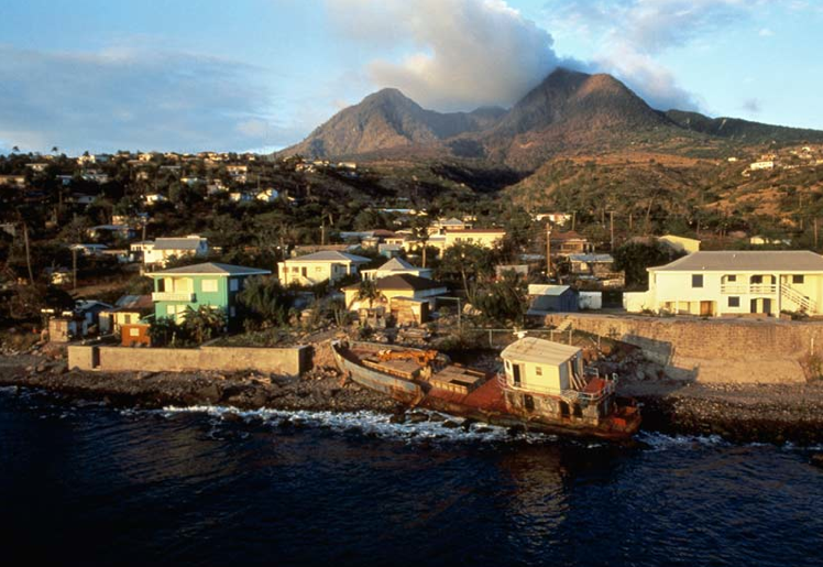 Abandoned By Most Montserrat Holds A Strong Appeal In Its