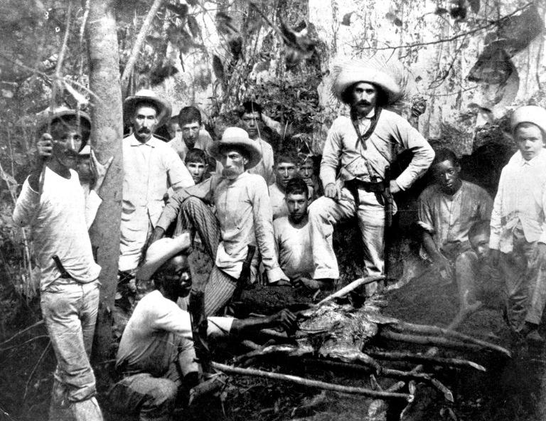 Cuban Rebels