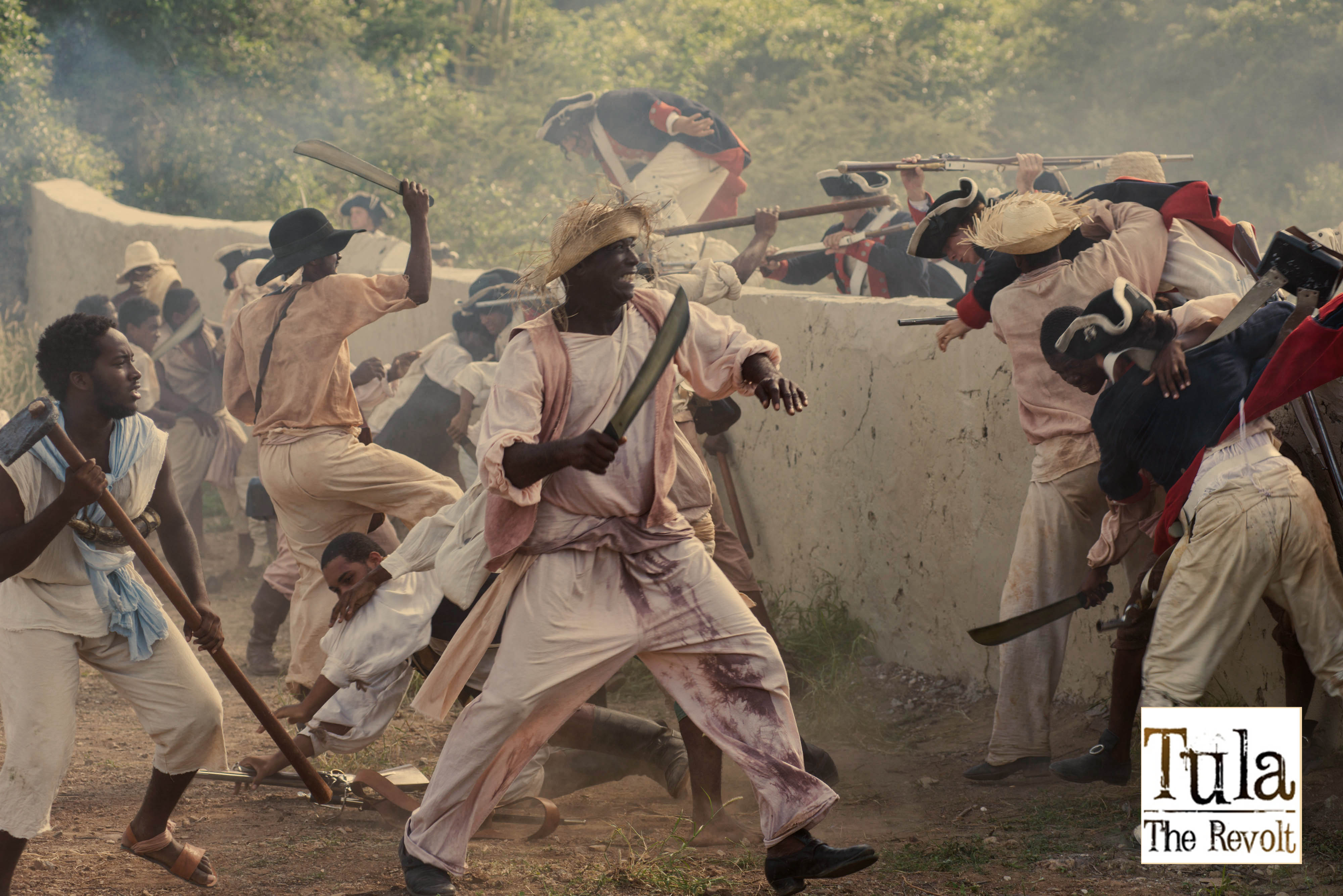 african american women slave revolts On april 6, 1712, african slaves in new york city rose up with anger and fury  these african men and women — enslaved and oppressed into.