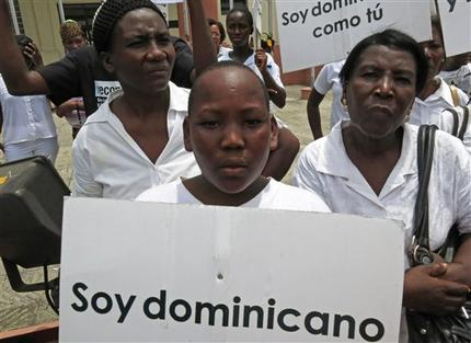Dominican Republic Stripping Citizenship