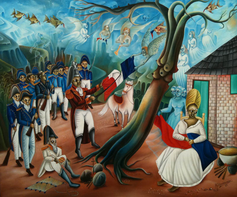 Researchers Discuss Impact Of Haitian History Repeating Islands