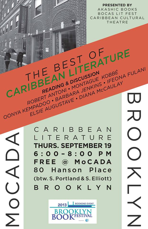 Brooklyn Book Fest_Best of Caribbean