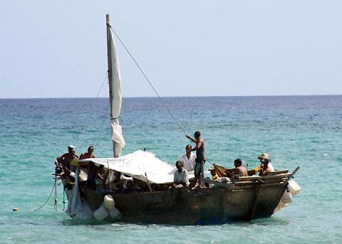 Cubans-in-West-Bay-Cayman-Islands