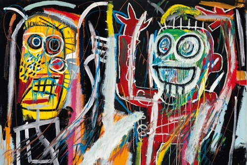 Dustheads-1982-by-Jean-Michel-Basquiat