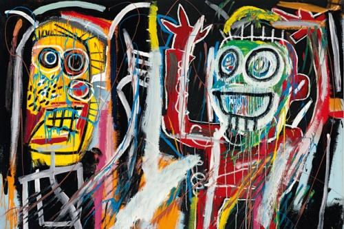 Dustheads-1982-by-Jean-Michel-Basquiat