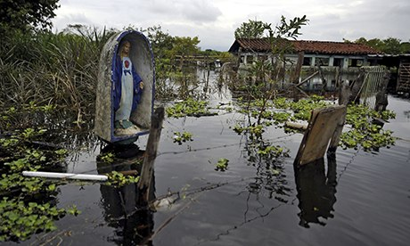 Colombia floods 2011