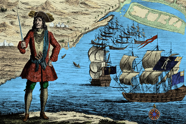 6 Famous Pirate Strongholds – Repeating Islands