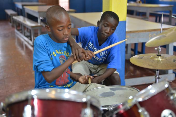 Jamaica Reggae Classroom