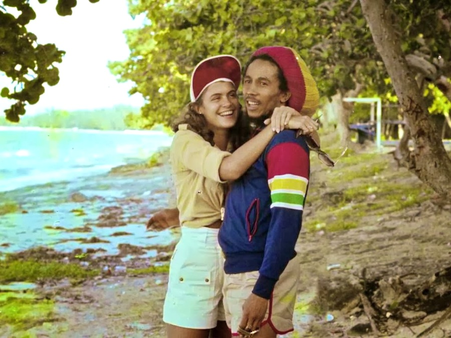 cindy breakspeare and rita marley relationship