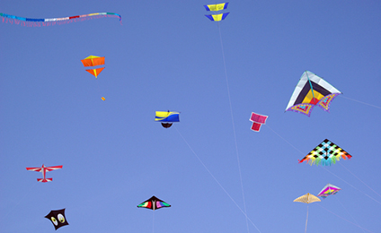 Bermuda-Kite-Flying