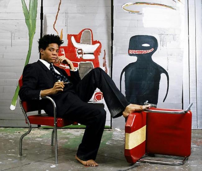 jean-michel-basquiat-1985-by-lizzy-himme-2-650x550