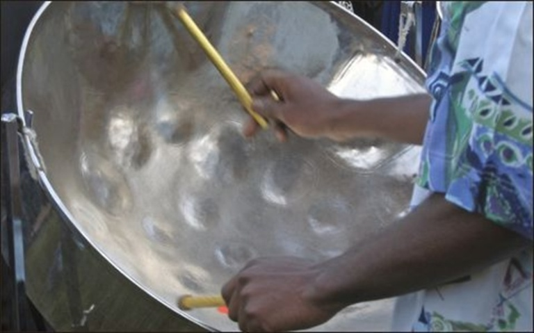 Steelpan-music-Trinidad-and-Tobago