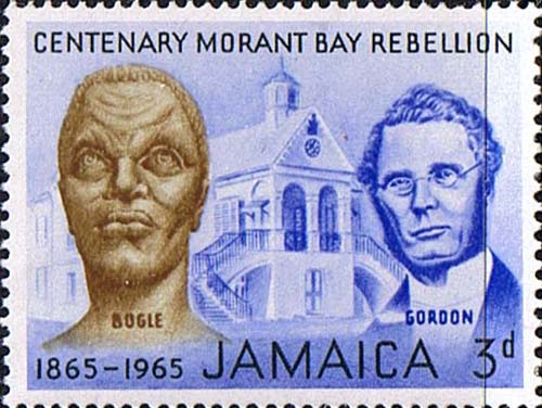 morant bay rebellion Paul bogle is one of jamaica's national heroes, and leader of the 1865 morant bay rebellion, an event that transformed the political system of the island.