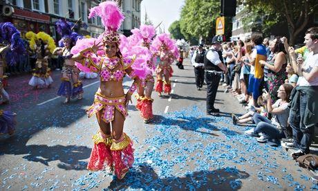 Notting Hill Carnival, London 2013