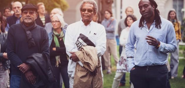 Patrick Chamoiseau, Earl Lovelace and Kei Miller at Babel in Switzerland