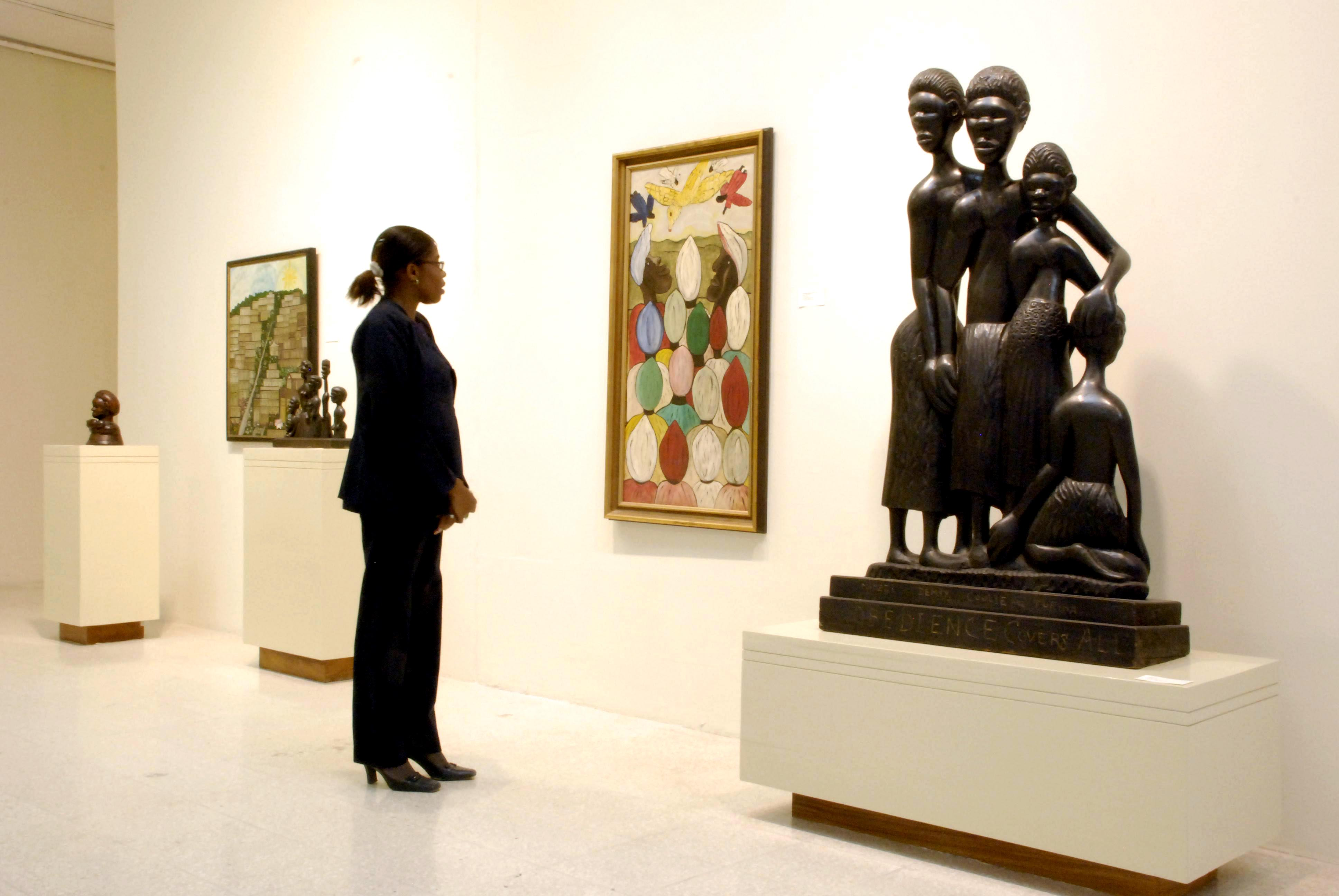 national gallery of jamaica  collecting  preserving  exhibiting 40 years of history  u2013 repeating