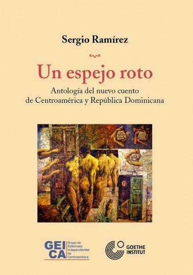 portada antología Un espejo roto.