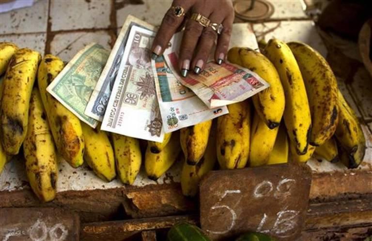 Cuba Dual Economy