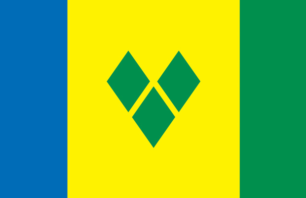 St-Vincent-Flag