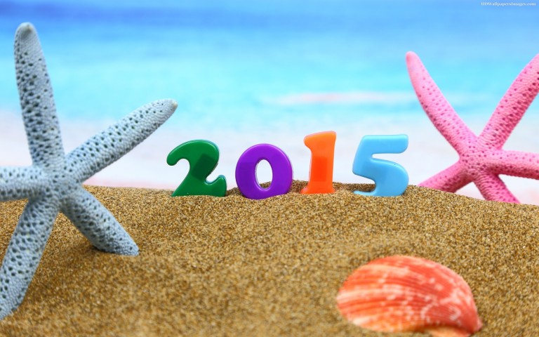 Happy-New-Year-2015-Beach-Images