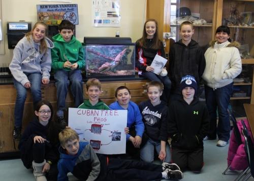 cuban-tree-frog-classroom