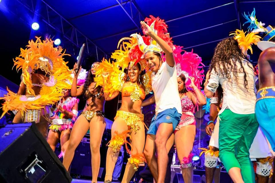 celebrating junkanoo in the bahamas as Check out the bahamas junkanoo carnival combining years of musical tradition in a relatively new celebration, this happens in may, off-season from other pre-lenten festivities.
