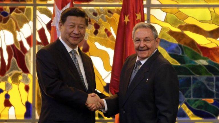 Cuba China-1