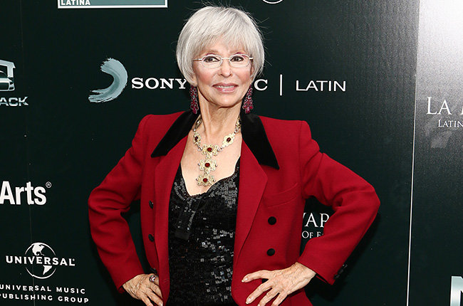 Rita-Moreno-Latin-Songwriters-Hall-of-Fame-2015-Billbnaord-650