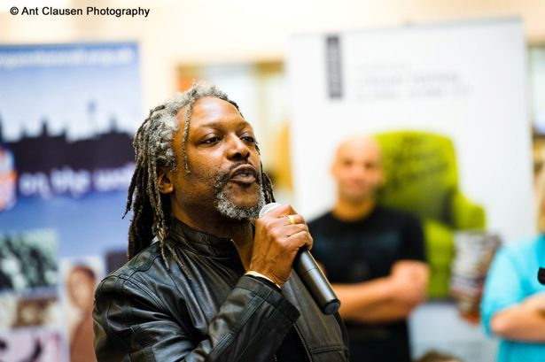 Poppies Coming To Liverpool Levi Tafari Writing Workshops