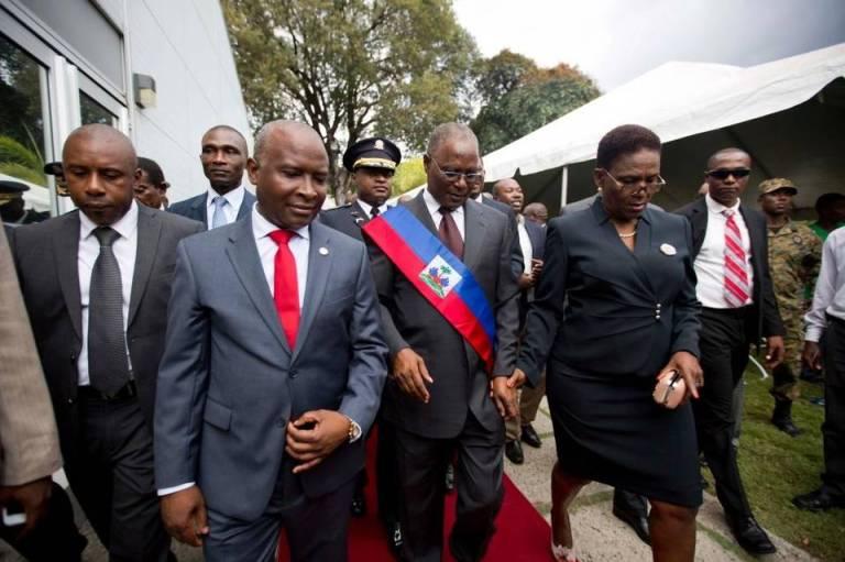 Haiti Provisional President (4)