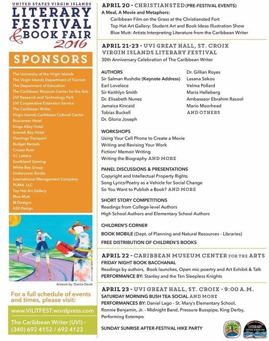 VI Literary Festival 2016