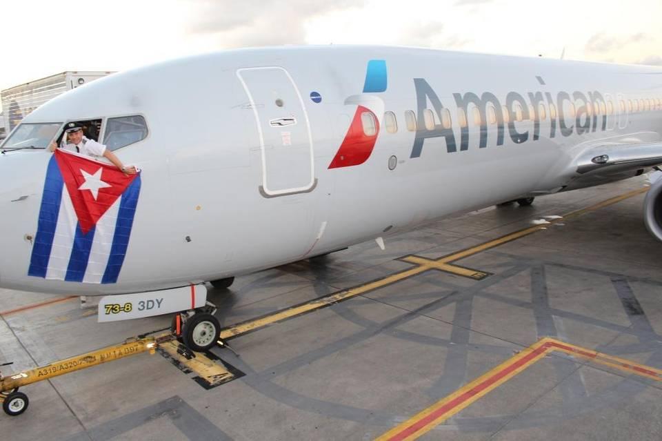 CUBA-AIRLINES MI
