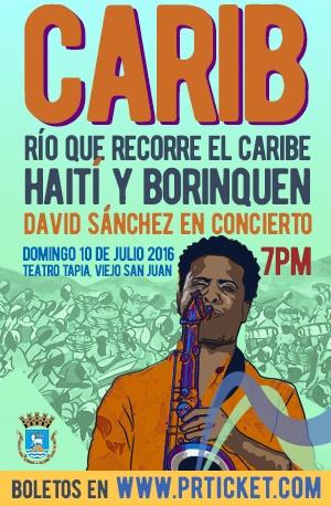 concierto carib