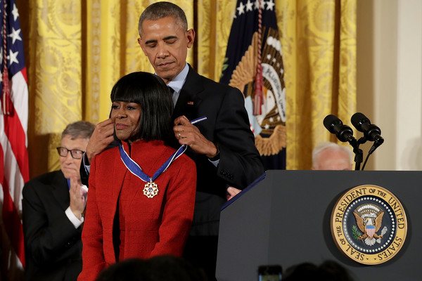CIcely Tyson: Daughter Of Nevis Immigrants Receives Presidential Medal of Freedom – Repeating Islands