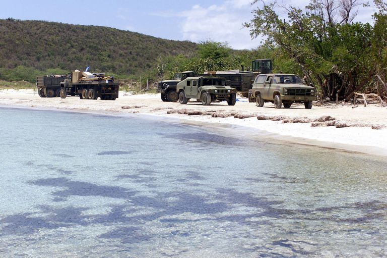 navy_vehicles_in_vieques_beach
