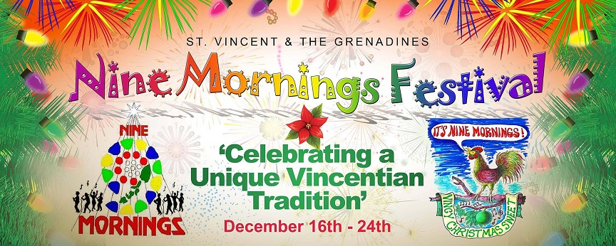 St. Vincent and the Grenadines: NINE MORNINGS FESTIVAL ...