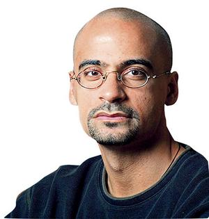 Writer and   professor Junot Diaz.