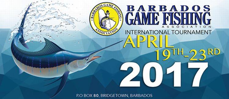Barbados international game fishing tournament 2017 for Fishing tournaments 2017