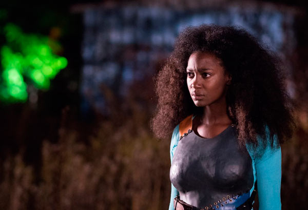 Brown Girl in the Ring: Caribbean female superhero saves her community