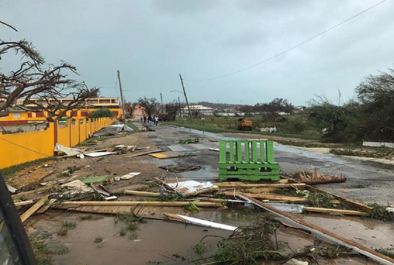 Anguilla Hurricane Irma