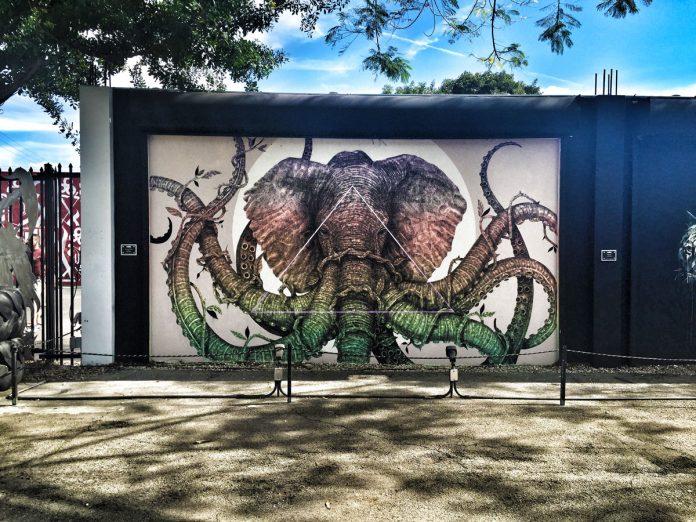 Alexis-Diazs-Elephant-with-Octopus-Tentacles-Mural-in-Wynwood-Walls-696x522.jpg
