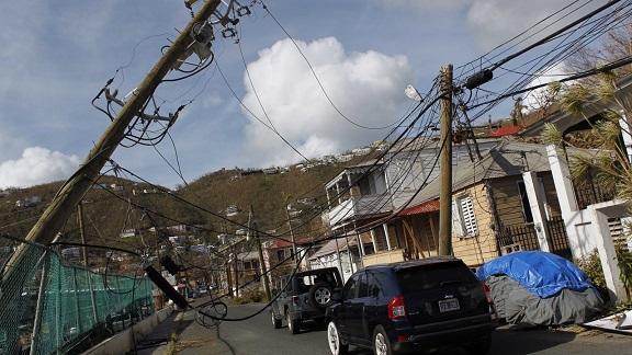 St Thomas Hurricane Irma