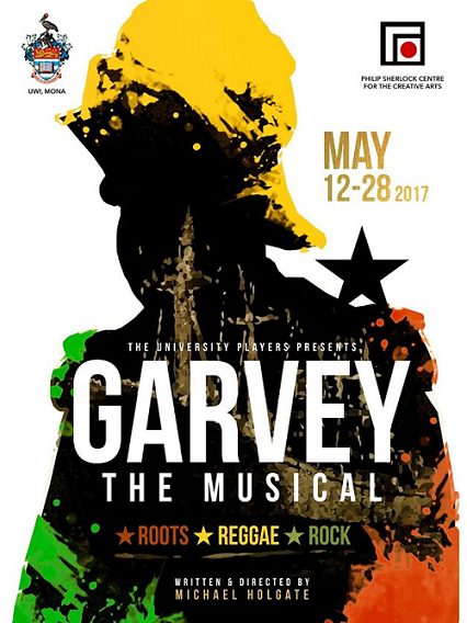 """Garvey: The Musical"" at The Little Theatre"