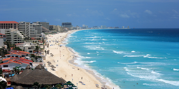 Cancun-Beaches